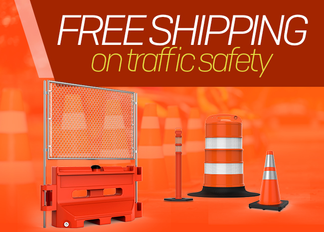 Traffic Safety Supply Contruction Sites