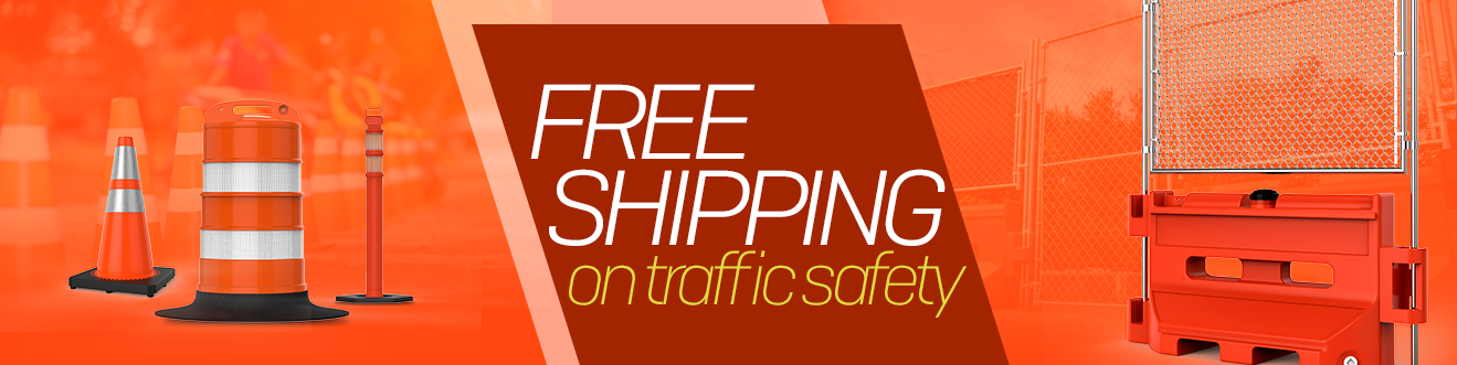 Traffic Safety Store Free Shipping
