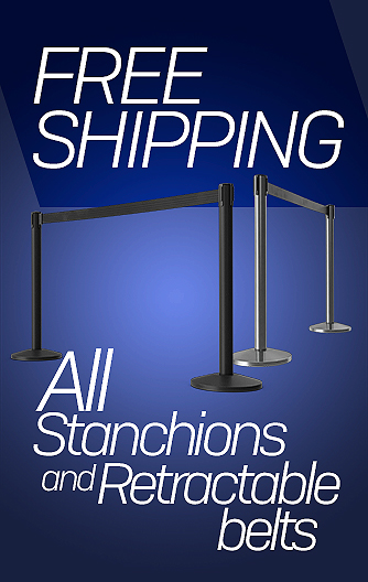 Stanchions Queue Solutions