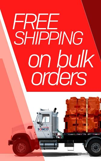 Traffic Safety Supply Free shipping on bulk orders