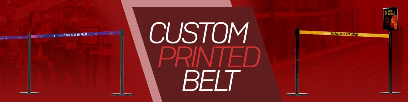 Stanchion Custom Belts